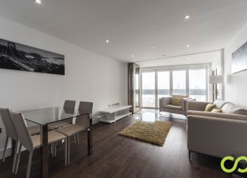 Thumbnail 1 bed flat to rent in 28 Western Gateway, London
