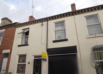Thumbnail 3 bed terraced house for sale in Co-Operative Street, Derby, Derbyshire