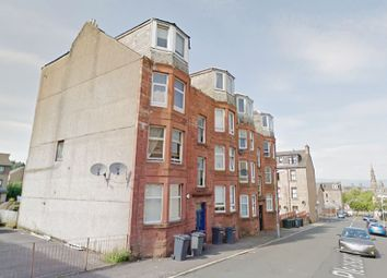 Thumbnail 1 bed flat for sale in 14, Mount Pleasant Street, Greenock PA154Dg