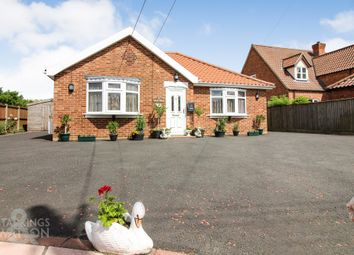 Thumbnail 2 bed detached bungalow for sale in Richmond Road, Saham Toney, Thetford