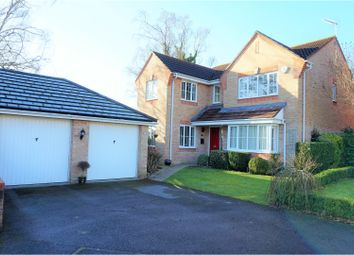 Thumbnail 4 bed detached house for sale in Woodland Close, Verwood