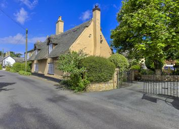 Thumbnail 4 bed detached house for sale in Holywell, St. Ives, Huntingdon