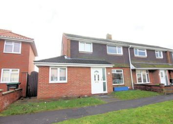 Thumbnail 4 bed semi-detached house for sale in Charden Road, Gosport