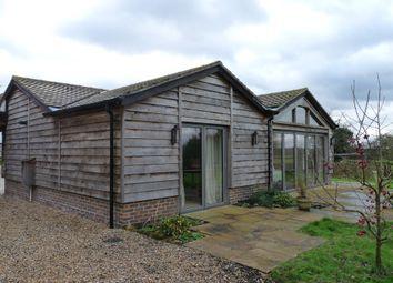 Thumbnail 2 bed barn conversion to rent in Edenbridge, Kent