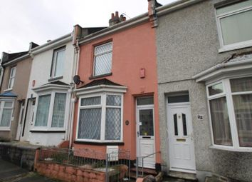 Thumbnail 2 bed terraced house to rent in Victory Street, Keyham