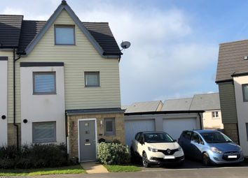 3 bed town house for sale in Churchill Rise, Axminster EX13