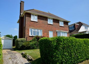 Thumbnail 3 bed detached house for sale in Crescent Drive South, Woodingdean, Brighton, East Sussex