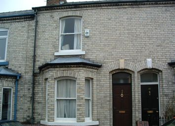 Thumbnail 3 bed property to rent in Thorpe Street, York