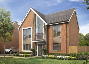 Thumbnail 4 bed detached house for sale in The Garnet V, Bramshall Meadows, Uttoxeter