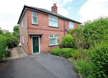 Thumbnail 3 bed semi-detached house for sale in Ramsdale Road, Carlton, Nottingham