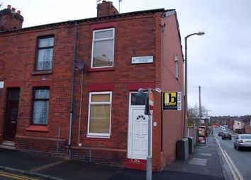 Thumbnail 2 bed end terrace house to rent in Hardshaw Street, Town Centre, St Helens