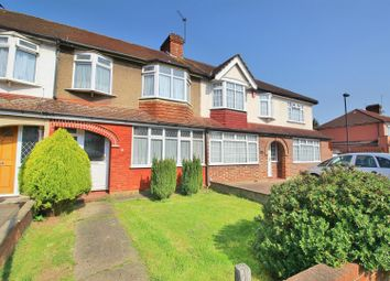 Thumbnail 3 bed terraced house for sale in Woodgrange Gardens, Enfield