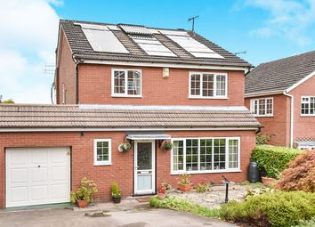 Thumbnail 4 bed detached house for sale in Glen Drive, Alton, Stoke-On-Trent