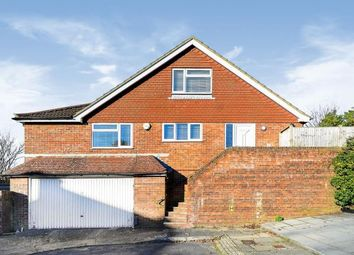 Thumbnail 3 bedroom detached house for sale in Ridgway Close, Woodingdean, Brighton, East Sussex