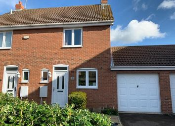 Thumbnail 2 bed property to rent in Saunders Close, Peterborough
