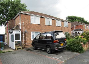 Thumbnail 2 bedroom maisonette to rent in Cornwall Road, Southampton