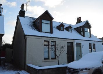 Thumbnail 3 bed semi-detached house for sale in Russel Street, Falkirk