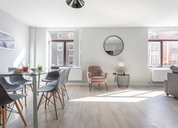 Thumbnail Serviced flat to rent in Baker Street, London