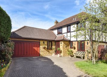 Thumbnail 4 bed detached house for sale in Fernbank, Finchampstead, Wokingham, Berkshire