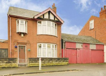 Thumbnail 3 bed detached house for sale in Merchant Street, Bulwell, Nottinghamshire