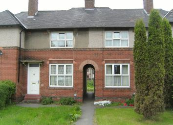 Thumbnail 2 bedroom terraced house for sale in Dagnam Road, Sheffield
