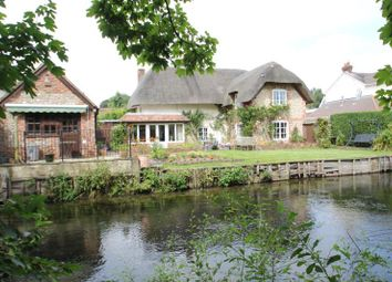 Thumbnail 3 bed cottage for sale in Middle Woodford, Salisbury, Wiltshire