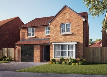 "Thumbnail 4 bed detached house for sale in ""The Haxby"" at Southfield Lane, Tockwith, York"