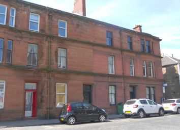 Thumbnail 2 bed flat for sale in Fort Street, Ayr