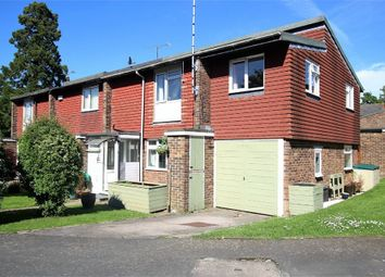 Thumbnail 3 bedroom end terrace house for sale in Newlands Crescent, East Grinstead, West Sussex