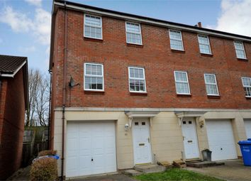 Thumbnail 3 bed end terrace house for sale in Fletcher Way, Weston Road, Norwich