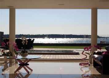 Thumbnail 3 bed flat for sale in Tides, 324 Sandbanks Road, Evening Hill, Poole