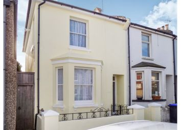 Thumbnail 3 bed end terrace house for sale in St. Dunstans Road, Worthing