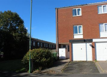 Thumbnail 3 bedroom end terrace house for sale in Conway Road, Fordbridge, Birmingham