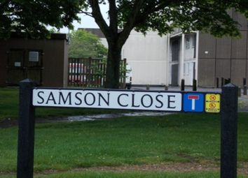 Thumbnail 2 bedroom flat to rent in Samson Close, Gosport