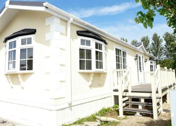 Thumbnail 2 bed mobile/park home for sale in Park End, Summer Lane, Banwell