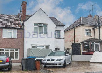 Thumbnail 7 bed terraced house for sale in Warren Road, Dollis Hill