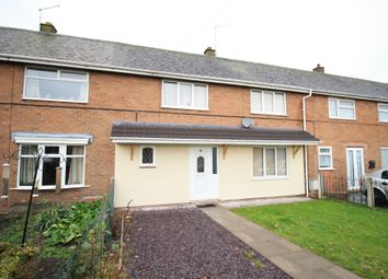 Thumbnail 3 bedroom terraced house for sale in Orchard Close, Penkridge, Stafford
