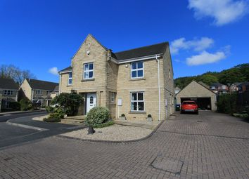 Thumbnail 5 bed detached house for sale in Moor Croft, Matlock