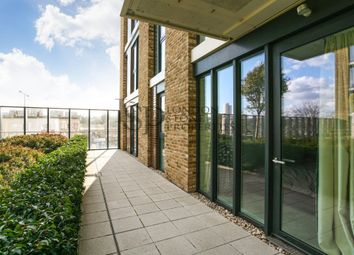 Thumbnail 3 bed flat to rent in Compton House, Victory Parade, Royal Arsenal Riverside