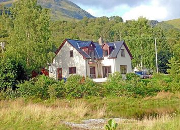 Thumbnail 3 bedroom detached house for sale in Lochside Cottage, Fort William Road, Kinlochleven