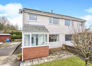 Thumbnail 3 bed semi-detached house for sale in Norbeck Park, Cleator Moor