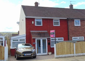 Thumbnail 4 bed semi-detached house for sale in Ribchester Avenue, Burnley, Lancashire