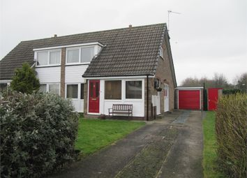 Thumbnail 3 bed semi-detached bungalow to rent in Cravendale Road, Catterick Garrison