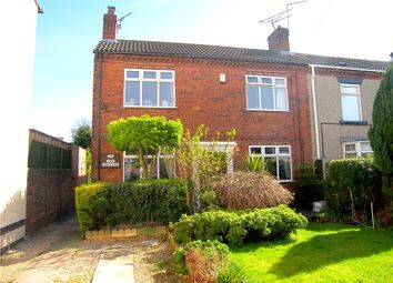 Thumbnail 3 bedroom semi-detached house for sale in North Street, Pinxton, Nottingham