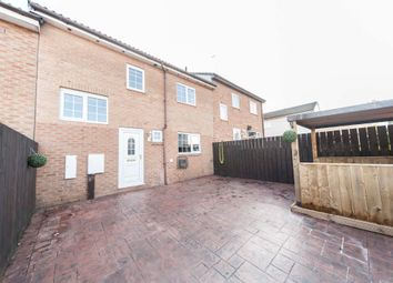Thumbnail 3 bed terraced house for sale in Cheviot Place, Peterlee
