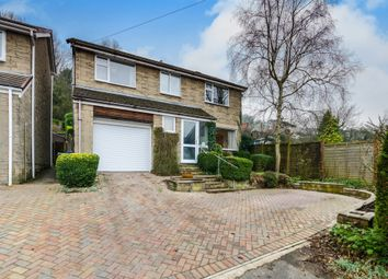 Thumbnail 4 bed detached house for sale in Park View, Bakewell