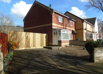 Thumbnail 2 bed end terrace house for sale in Clos Aneurin, Rhydyfelin, Pontypridd