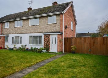 Thumbnail 3 bed semi-detached house for sale in Winslow Road, Netherton, Peterborough