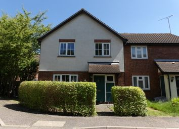 Thumbnail 3 bed end terrace house to rent in Jeffcut Road, Chelmer Village, Chelmsford