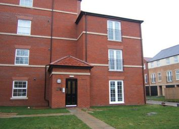 Thumbnail 2 bed flat to rent in Lambwath Hall Court, Bransholme, Hull
